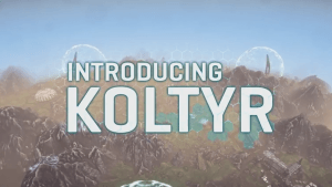 PlanetSide 2: Welcome to Koltyr Training Grounds (PC) video thumbnail
