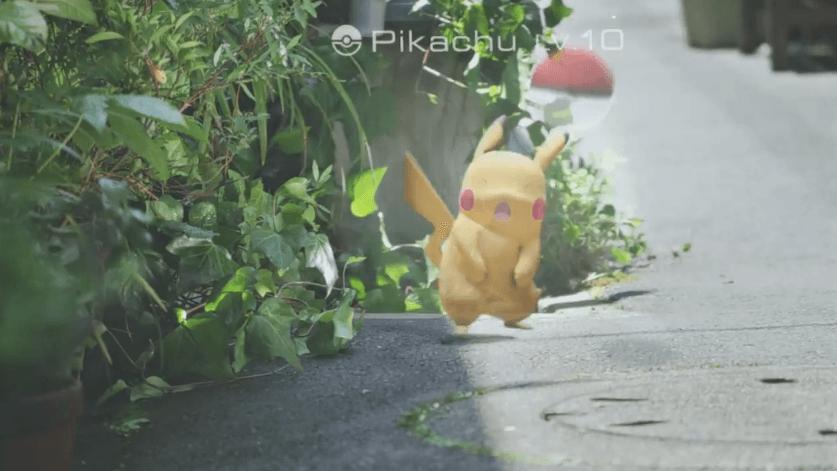 Pokémon GO Trailer thumbnail
