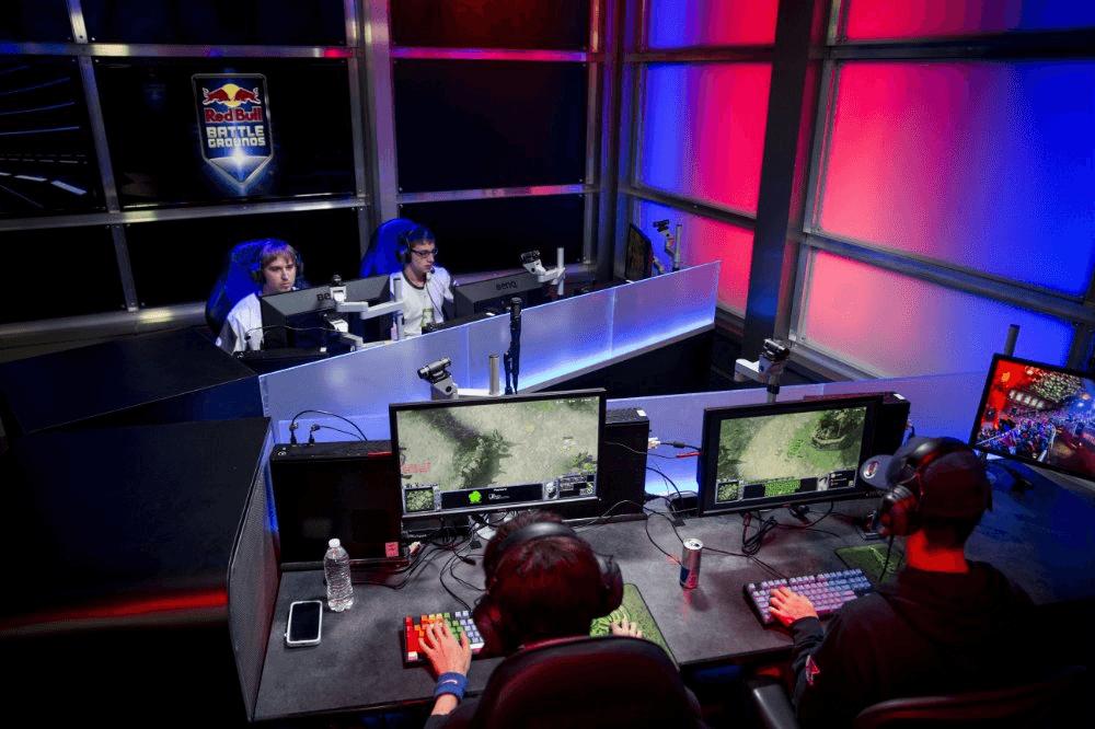 StarCraft II Archon Mode at Red Bull Battle Grounds Grand Finals September 19th news header