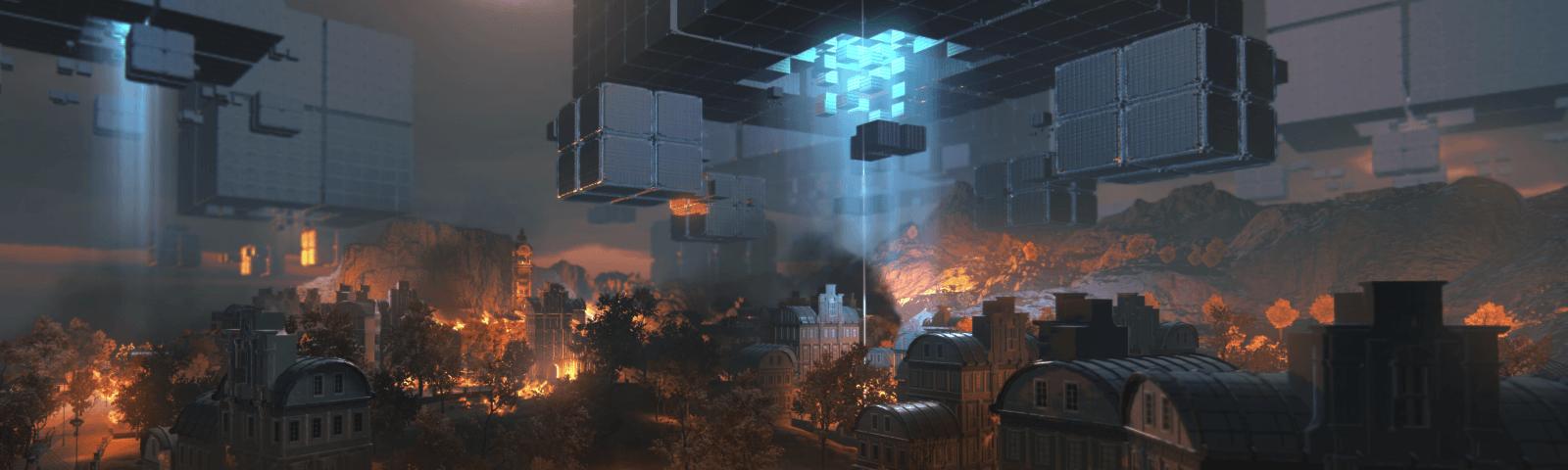 Skyforge Mechanoid Invasion Begins Today news header