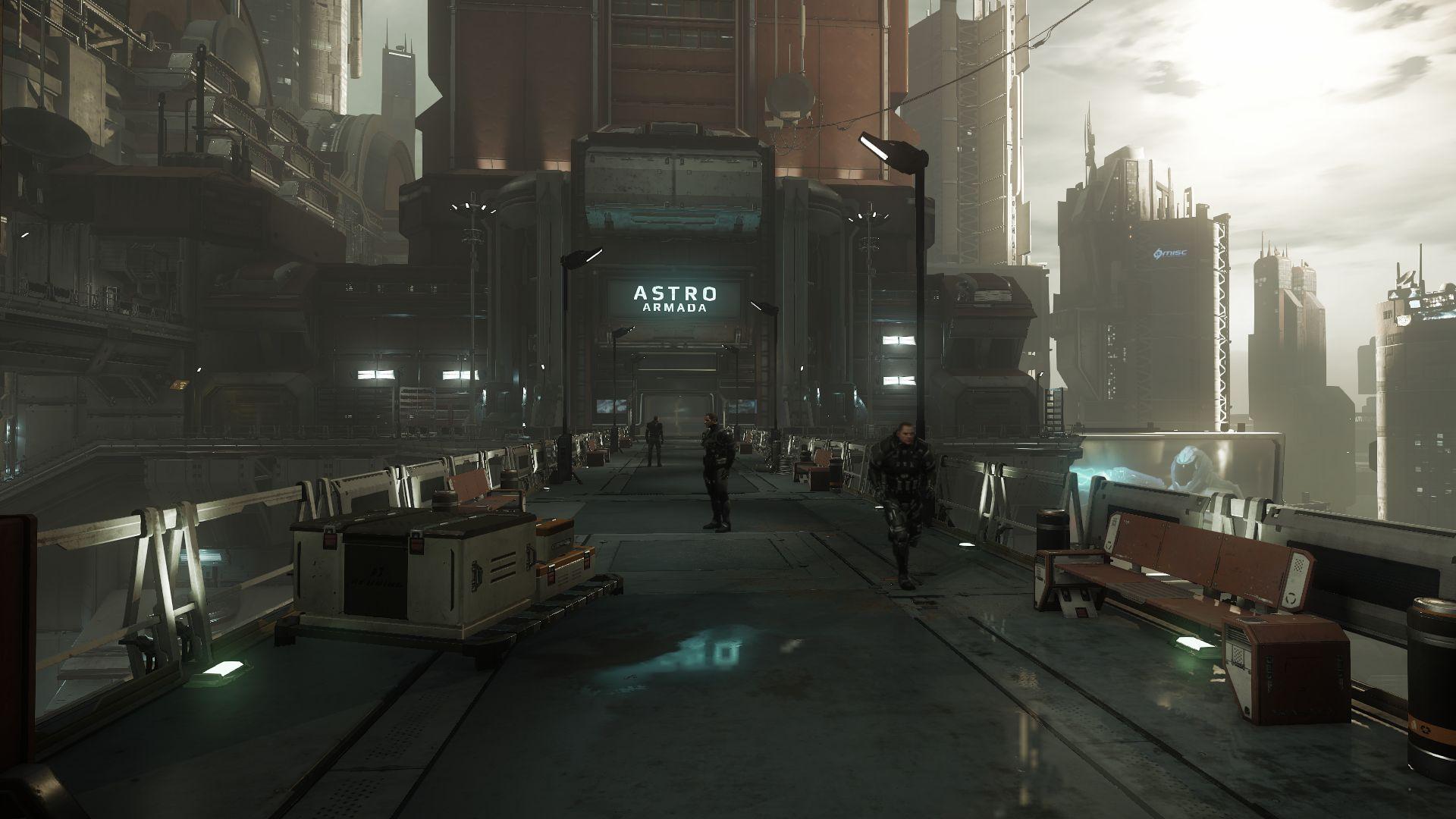 StarCitizen Development Update - Social Module