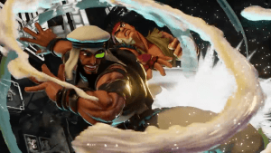Street Fighter V: Rashid Reveal Trailer thumb