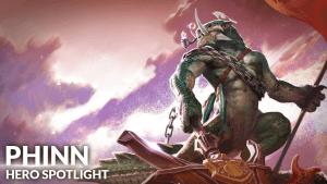 Vainglory: Phinn Hero Spotlight video thumbnail