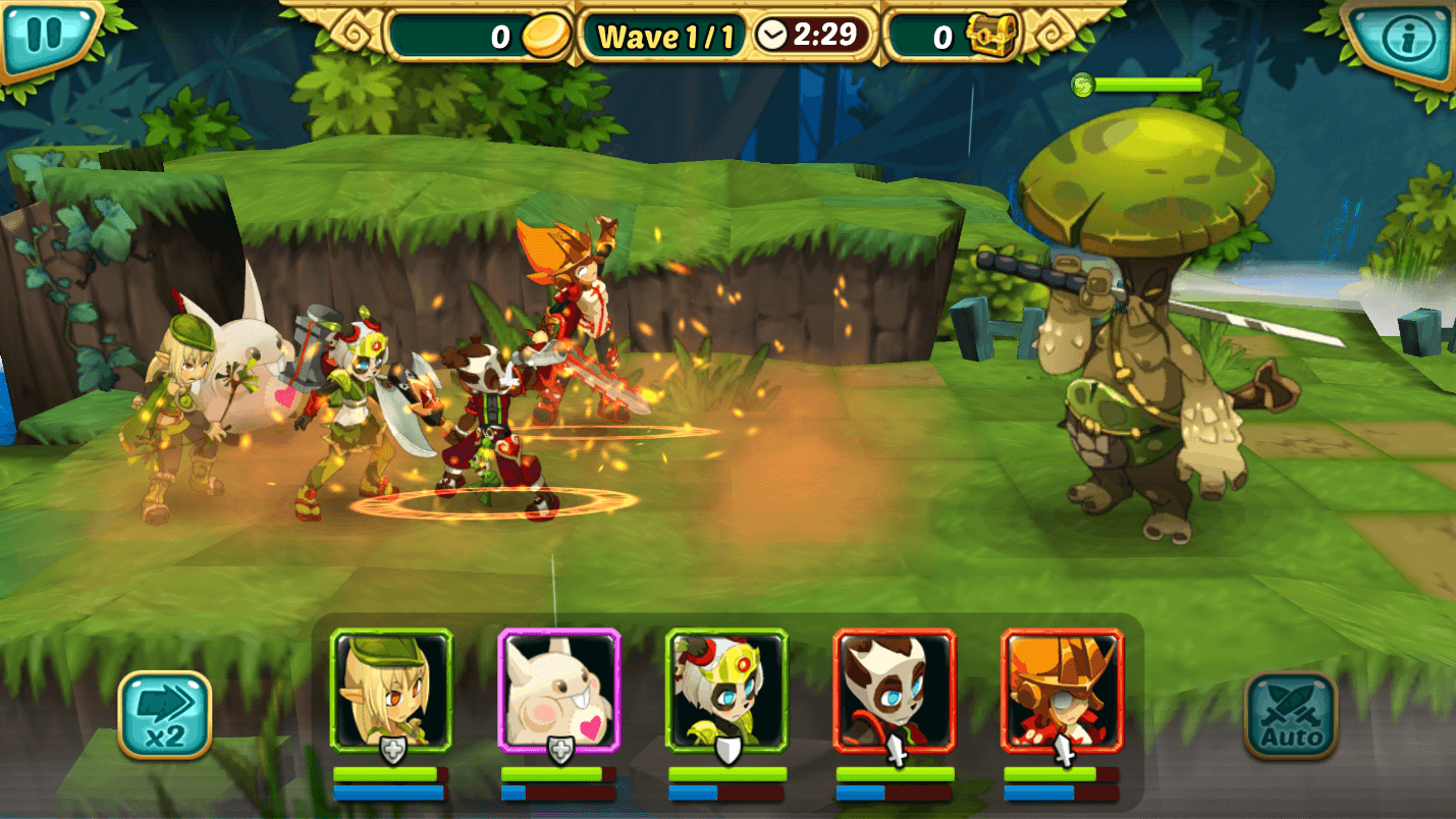 Wakfu Raiders Gets First Major Update with Brand-New Frontier Siege Mode news header
