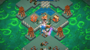 World Clash - Hero Clan Battle Trailer thumbnail