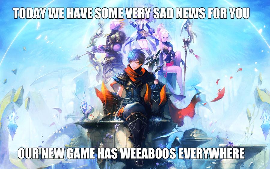 weeaboos everywhere