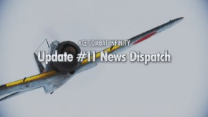 Ace Combat Infinity - Content Update 11 video thumbnail