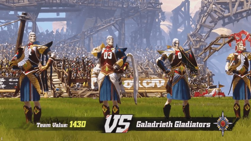 Blood Bowl 2: Orcs vs. High Elves Gameplay video thumb