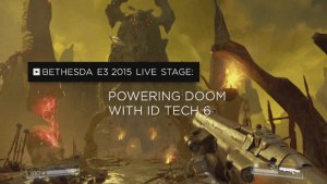 DOOM @ E3: DOOM with id Tech 6 video thumbnail