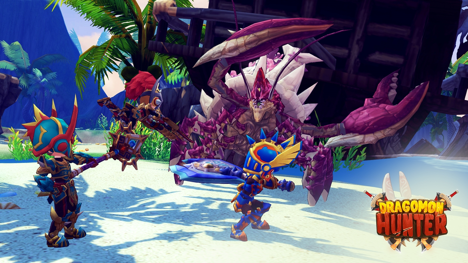 Dragomon Hunter Offers Founders Packs and Announces Closed Beta news header