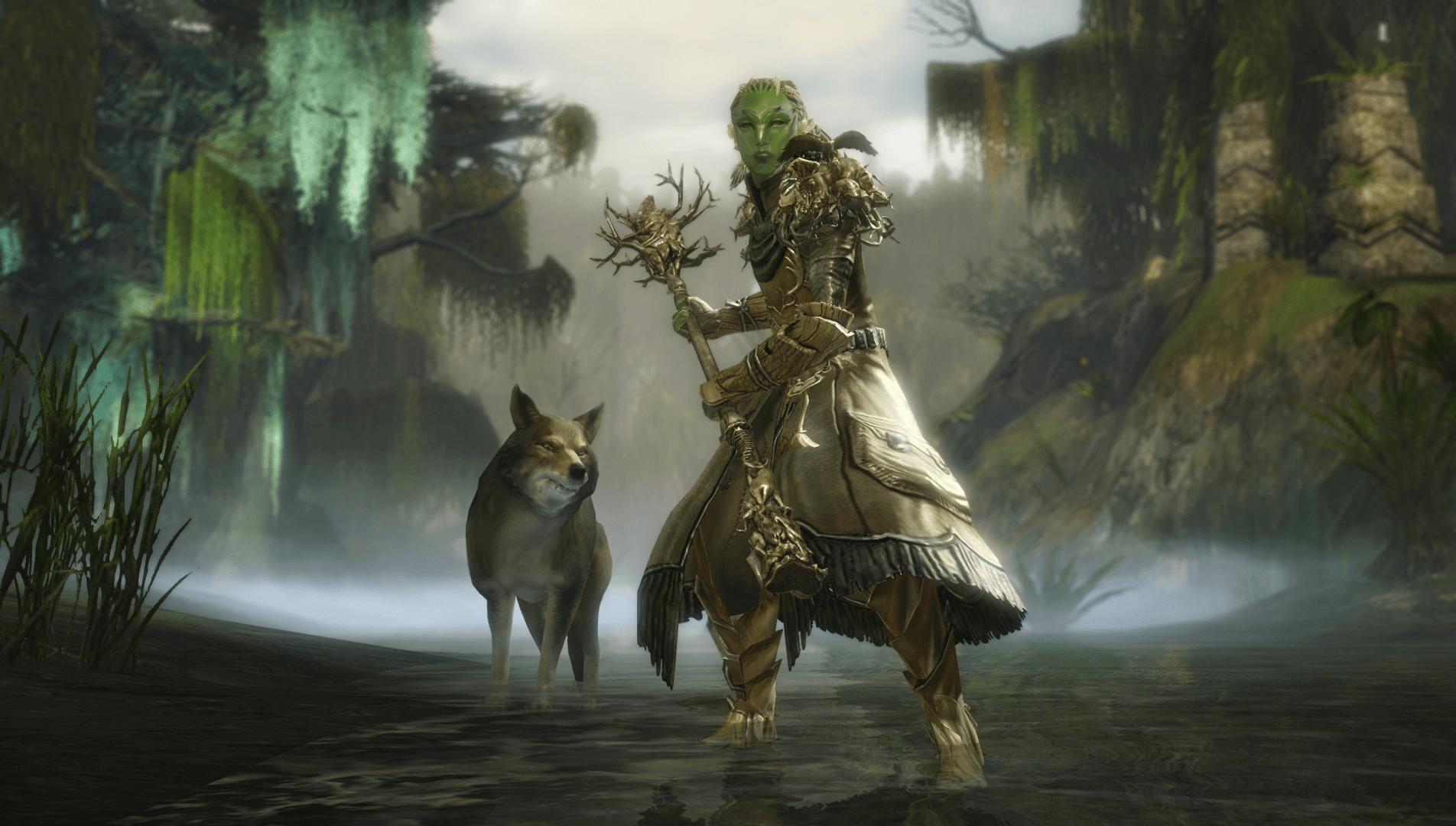 Guild Wars 2: Heart of Thorns Raids Beta Announced news header