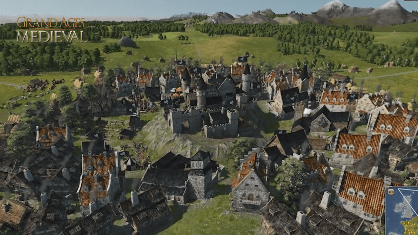 Grand Ages: Medieval - Release Trailer thumbnail