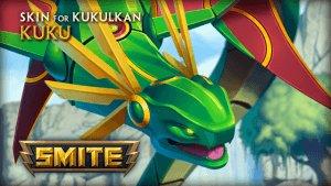 SMITE: Kuku Kukulkan Skin Preview news header