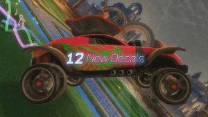 Rocket League - Revenge of the Battle-Cars DLC Pack Trailer thumbnail
