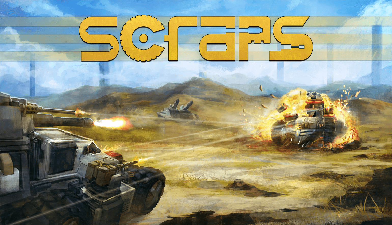 Scraps: Modular Vehicle Combat is now on Mac & Linux news header