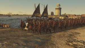 Total War: ATTILA Feature Spotlight - Empires of Sand Culture Pack video thumbnail