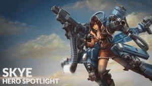 Vainglory: Skye Hero Spotlight video thumbnail