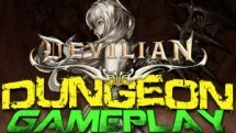 Devilian Dungeon Gameplay