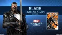 Marvel Heroes 2015 Blade Trailer thumbnail