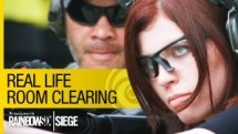 Tom Clancy's Rainbow Six Siege: Real Life Room Clearing video thumbnail