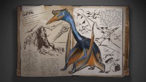 ARK Survival Evolved: Quetzalcoatlus video thumbnail