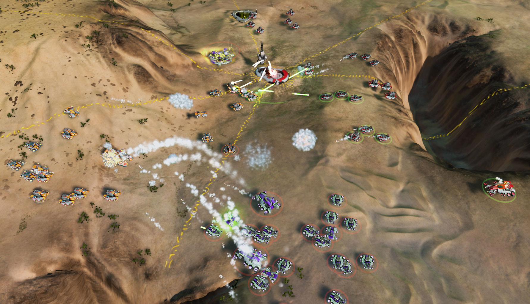 Ashes Singularity Early Access