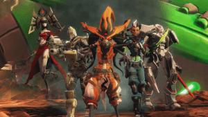 Battleborn Multiplayer Reveal Trailer thumbnail