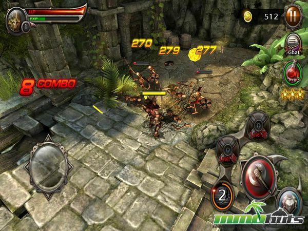 Blade: Sword of Elysion Mobile Review
