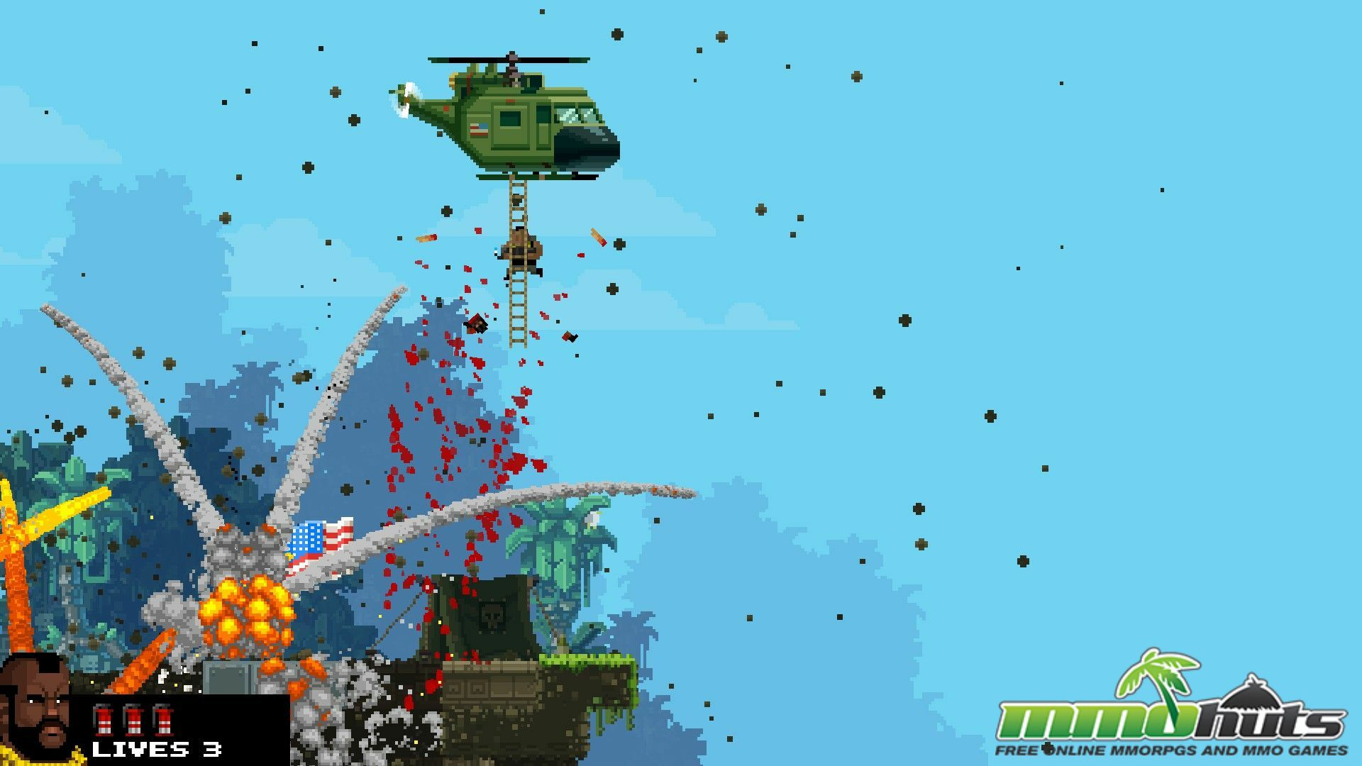 Broforce Launch Review