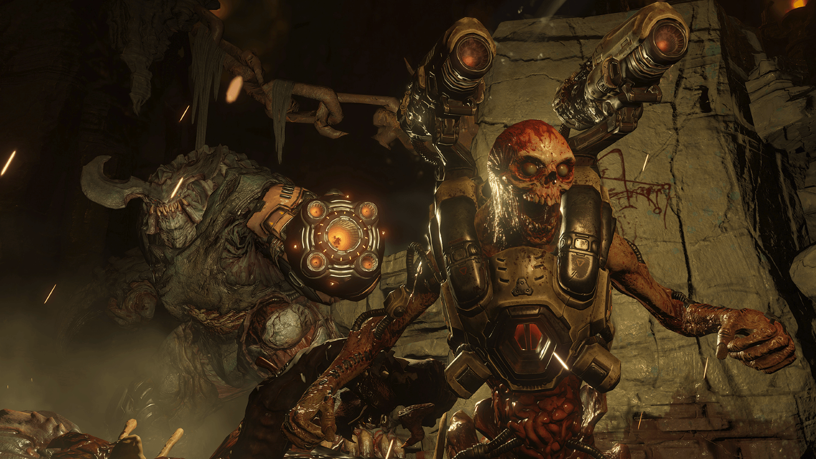 DOOM Announces Details for Multiplayer Closed Alpha news header