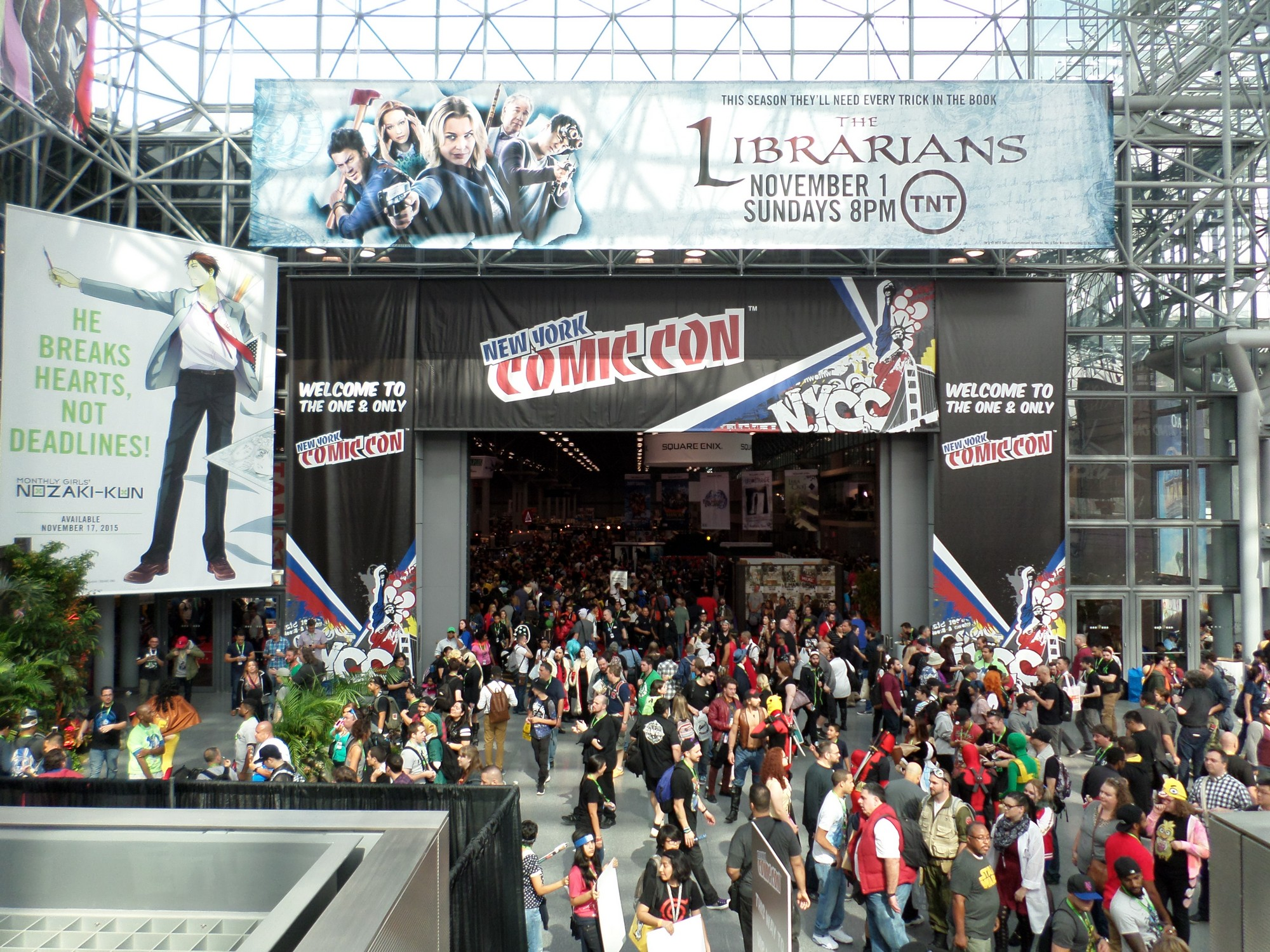 NYCC Day 1 Recap Feature