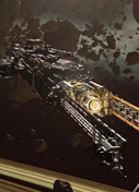 Fractured Space Frontline