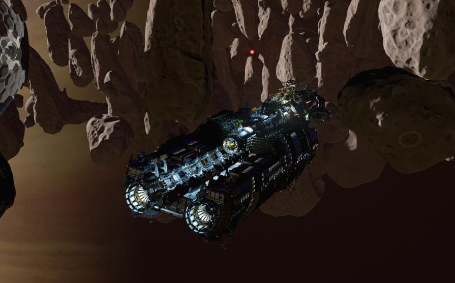 Fractured Space Frontline Update