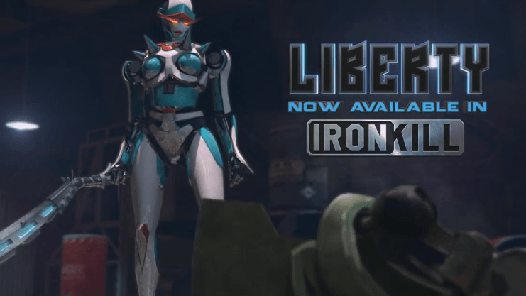 Ironkill: Liberty the Queen Teaser video thumbnail