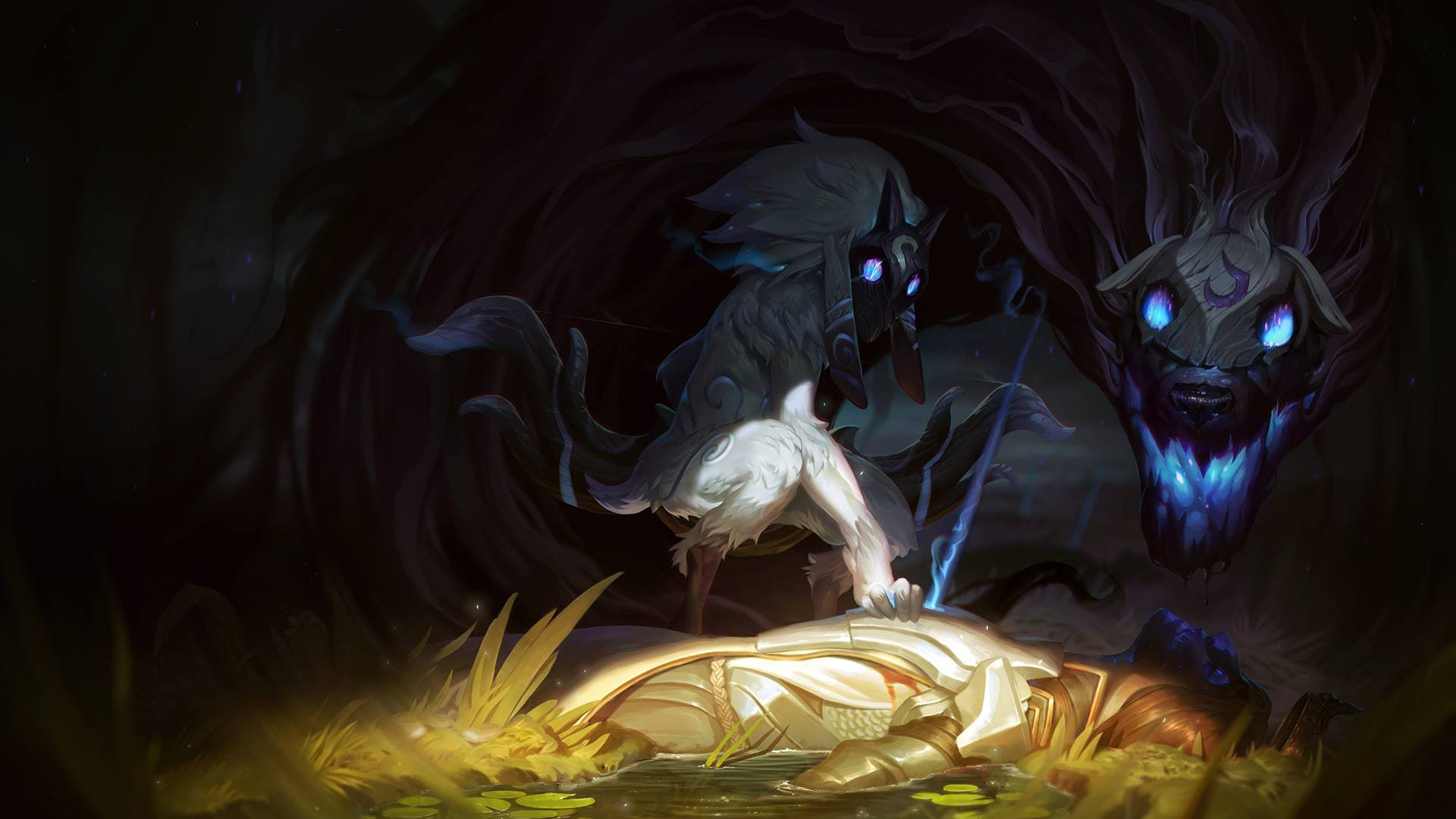 Legaue Of Legends Kindred Review