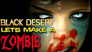 Black Desert - Lets Make A Zombie! Customization