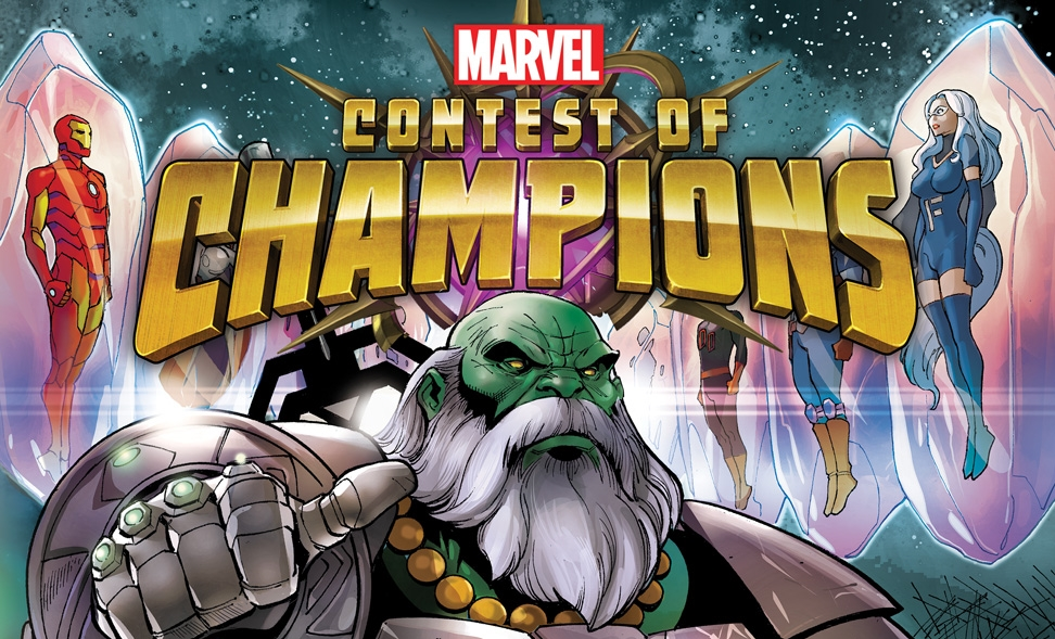 Image result for contest of champions comic
