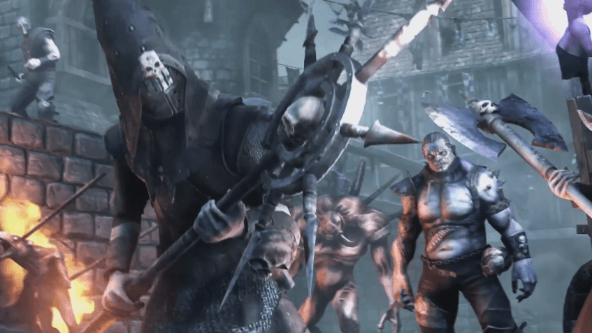 Mordheim City of the Damned Overview Trailer thumbnail