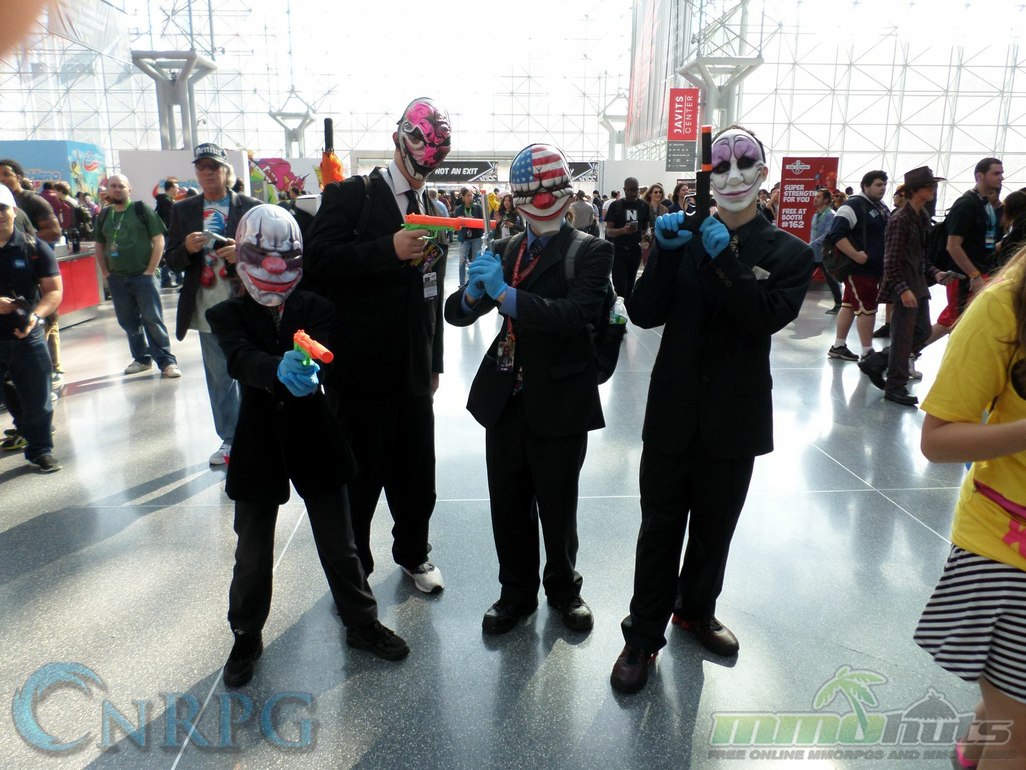 NYCC Day 2 Cosplay