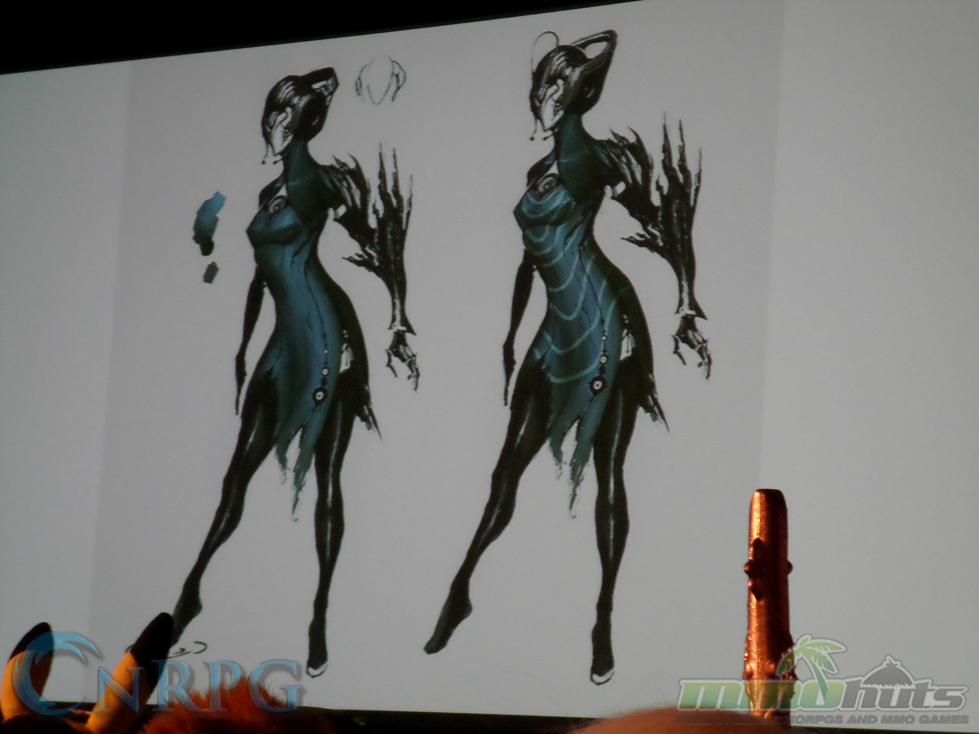 NYCC 2015 Day 3 Warframe Archer 3