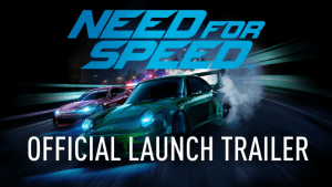 Need For Speed Launch Trailer thumbnail