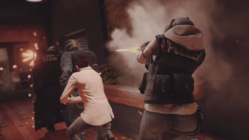 Tom Clancy's Rainbow Six Siege Gameplay Trailer Fall 2015 thumbnail