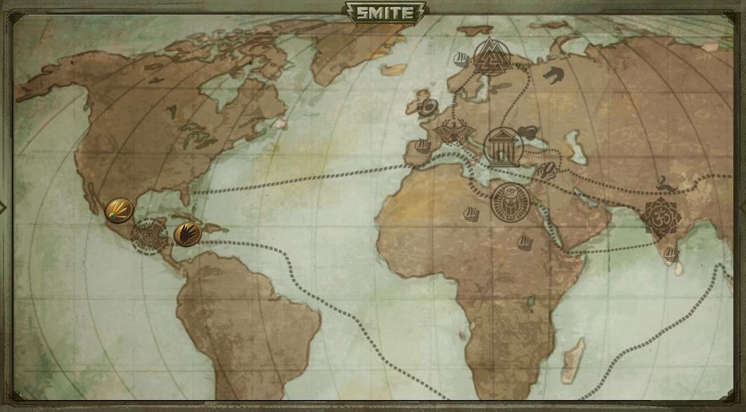 SMITE Begins Odyssey 2016 news header