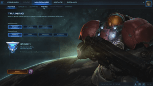 StarCraft II - Patch 3.0 UI Revamp video thumbnail