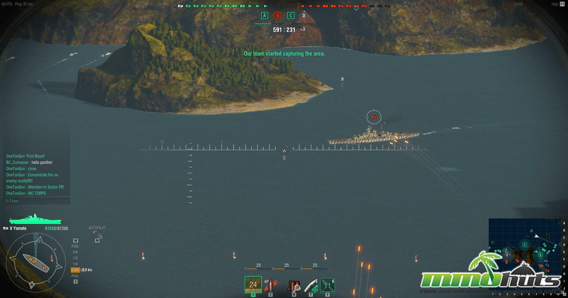 World of Warships Launch Review