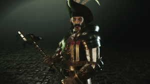 Warhammer: End Times Vermintide - Empire Soldier Action Reel video thumbnail