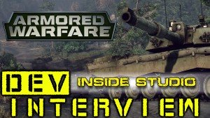 DizzyPW & JamesBl0nde visit Obsidian Entertainment development studios to see what its like behind the development process on Armored Warfare!