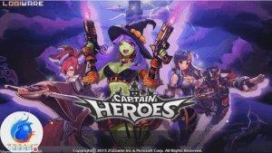 Captain Heroes Halloween Update Playthrough video thumbnail