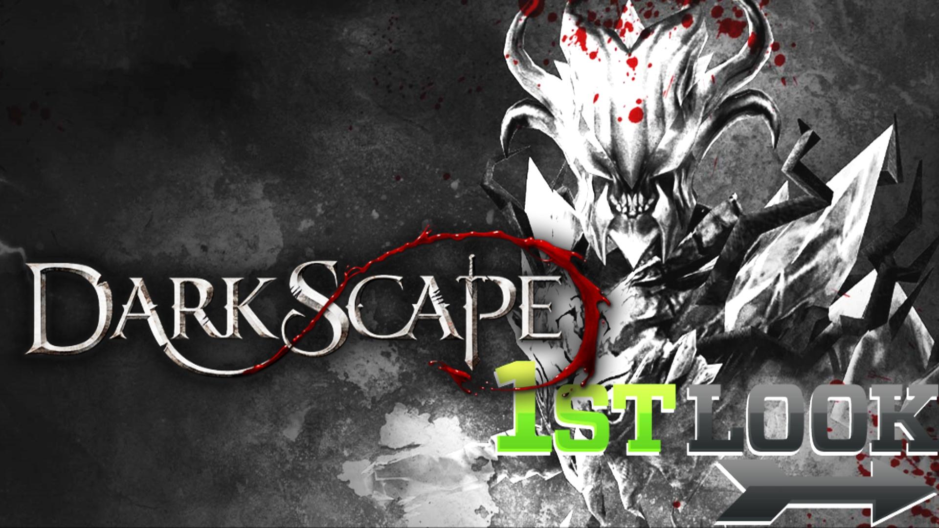 DarkScape First Look