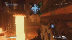 DOOM Multiplayer Closed Alpha Gameplay Video thumbnail